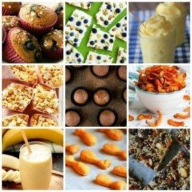 11 Clean Eating Snacks for Kids