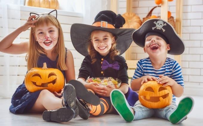 healthy halloween candy