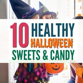 10 Clean Eating Store Bought Candy Options for Halloween