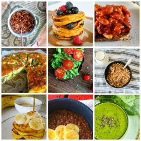 9 Clean Eating Breakfast Recipes for Kids