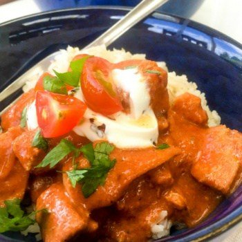 An incredible, clean eating spin on a classic Indian Curry. Mild enough for the kids to to enjoy too.