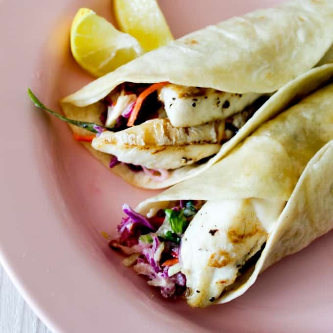 clean eating fish taco recipe