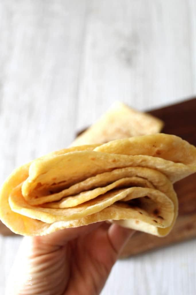 clean eating tortilla recipe
