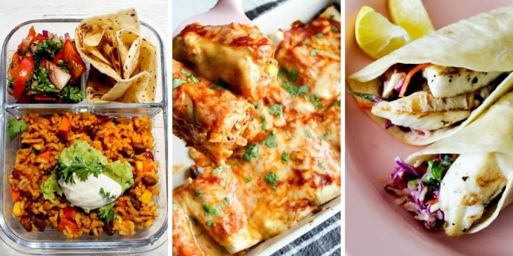 Homemade Tortilla Recipe Ideas