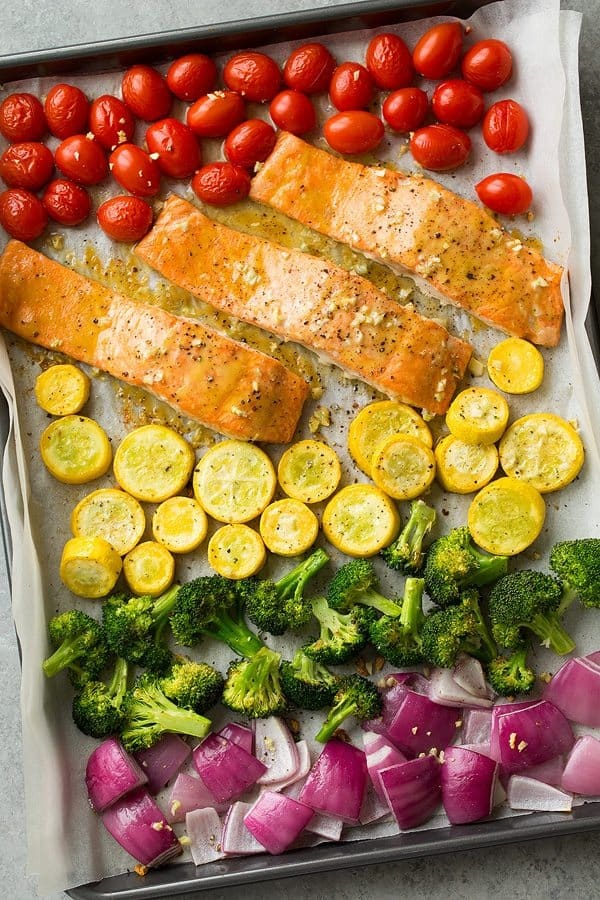 10 Easy Sheet Pan Dinners