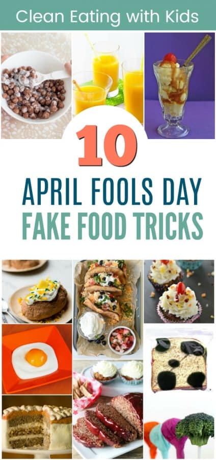 10 Best April Fools Day Fake Out Food Pranks