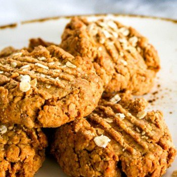clean eating peanut butter biscuits-3