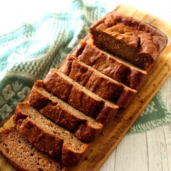 clean eating date loaf