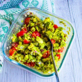 clean eating guacamole dip3