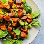 Clean Eating Harvest Salad