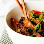 clean eating slow cooker mongolian beef