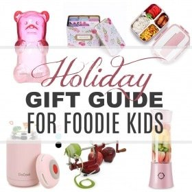 55 Christmas Gifts for Foodie Kids