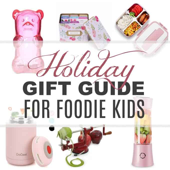Christmas Gifts for foodie kids