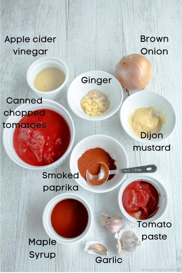 Clean Eating BBQ Sauce Recipe