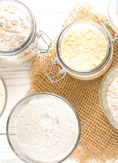 Different Types Of Flour And Their Uses