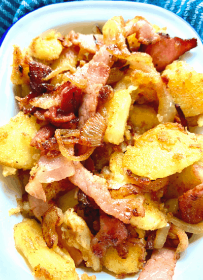 bacon-fried-potato