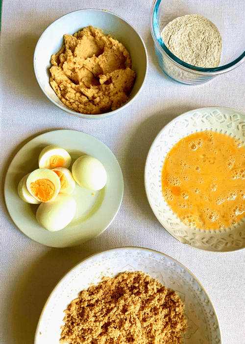 how-to-make-veggie-scotch-eggs-photo