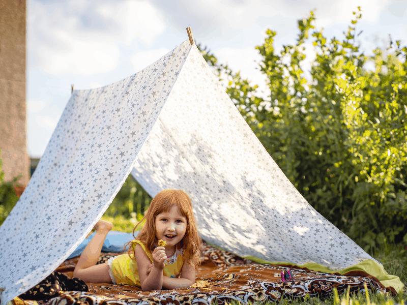 sheet-tent