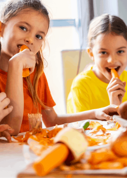 7 Day Clean Eating Food Challenge {For Kids}