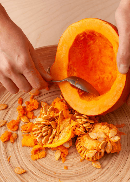 cleaning-pumpkins