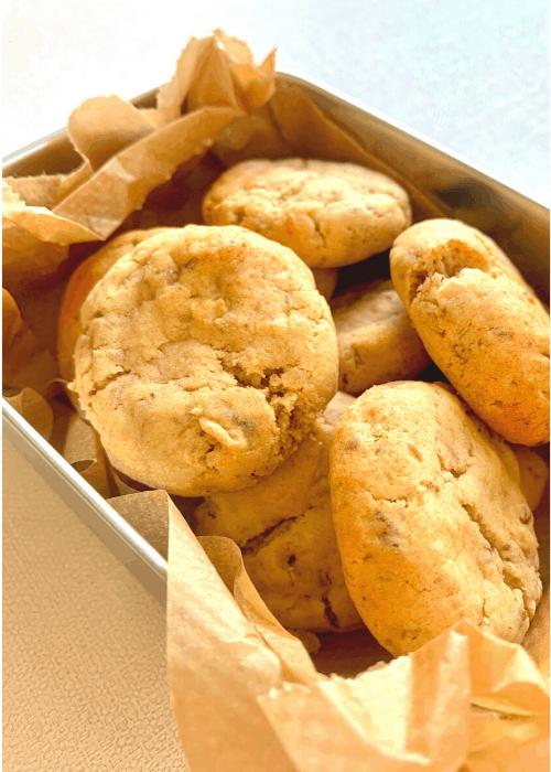 healthy date cookies