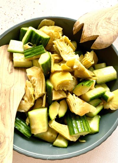 artichoke-salad