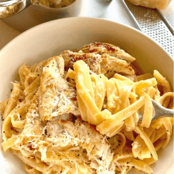 lemon spaghetti with chicken