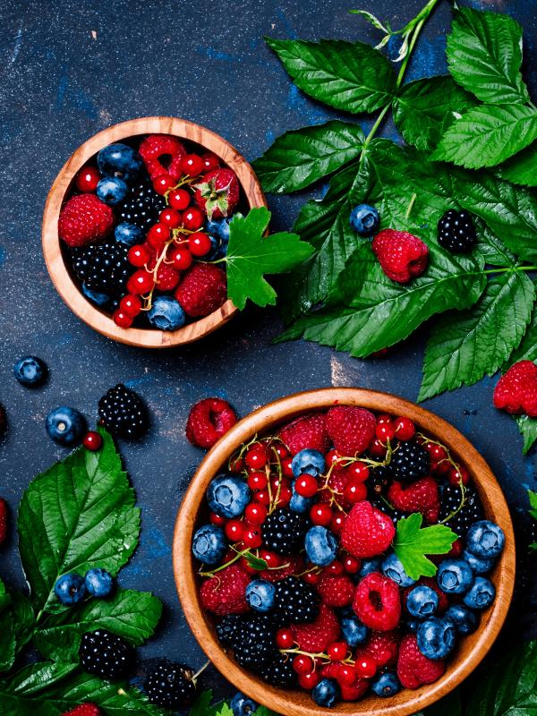 berries for immunity