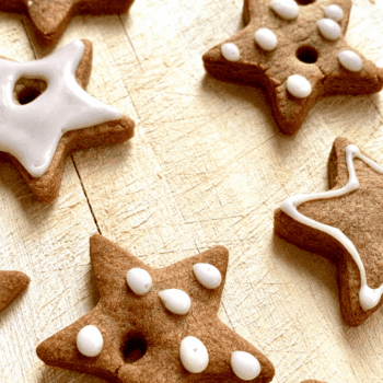 cinnamon christmas cookies